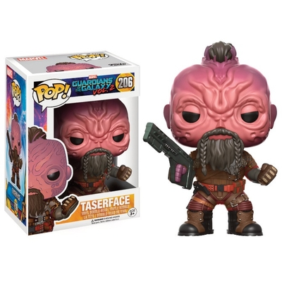 Figurine Guardians of The Galaxy 2 Funko POP! Taserface 9cm