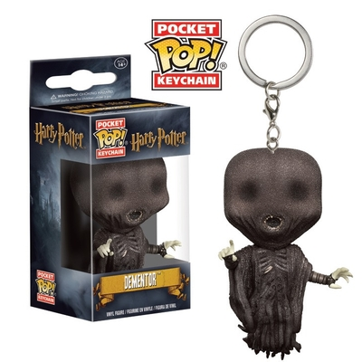 Porte-clés Harry Potter Pocket POP! Dementor 4cm