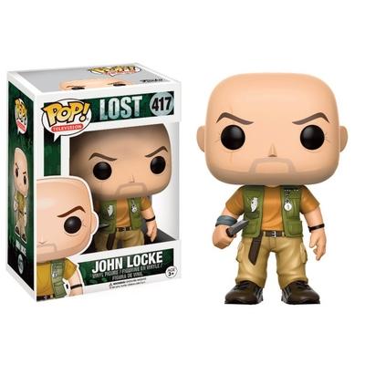 Figurine Lost Funko POP! John Locke 9cm