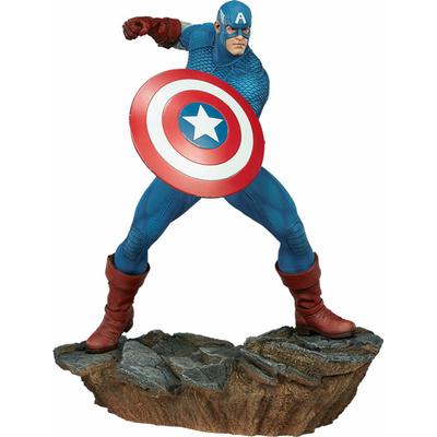 Statuette Avengers Assemble Captain America 38cm