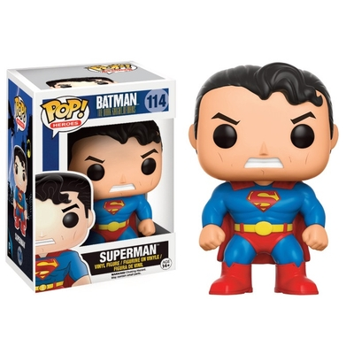 Figurine Batman The Dark Knight Returns Funko POP! Superman 9cm