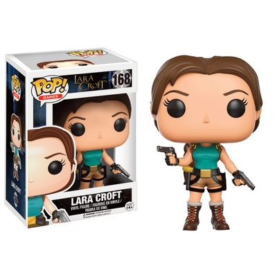 Figurine Tomb Raider Funko POP! Lara Croft 9cm