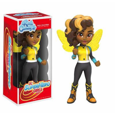 Figurine DC Super Hero Girls Funko Rock Candy Bumblebee 13cm