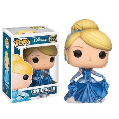 Figurine Cendrillon Funko POP! Disney Cinderella (Shimmer Metallic) 9cm