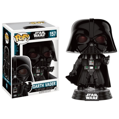 Figurine Star Wars Rogue One Funko POP! Bobble Head Choking Grip Darth Vader Limited Edition 9cm