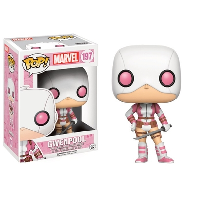 Figurine Marvel Comics Funko POP! Gwenpool Masked with Sword 9cm