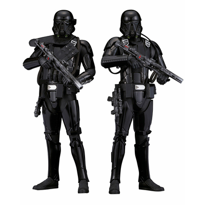 Statuettes Star Wars Rogue One ARTFX+ Death Trooper 20cm