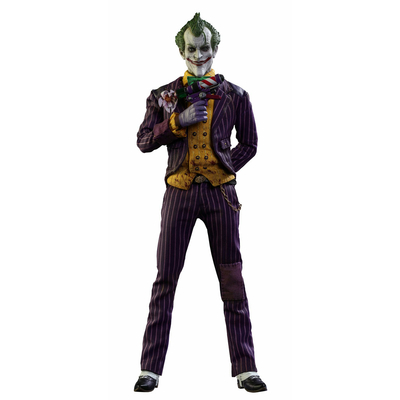 Figurine Batman Arkham Asylum Videogame Masterpiece The Joker 31cm