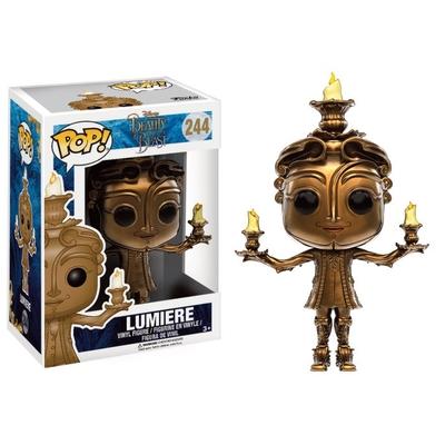 Figurine La Belle et la Bête Funko POP! Lumiere 9cm