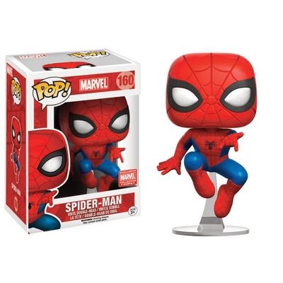 Figurine Marvel Comics Funko POP! Leaping Spider-Man 9cm