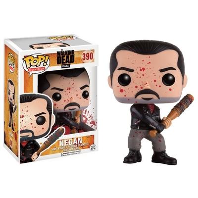 Figurine Walking Dead Funko POP! Bloody Negan 9cm