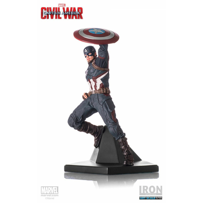 Statuette Captain America Civil War Captain America 25cm