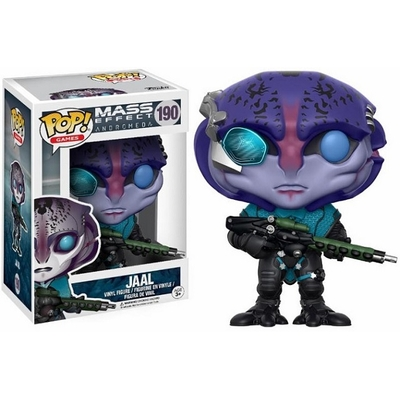 Figurine Mass Effect Andromeda Funko POP! Jaal 9cm
