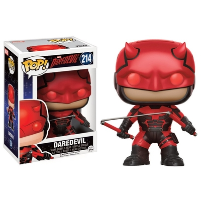 Figurine Daredevil Funko POP! Marvel Bobble Head Daredevil 9cm