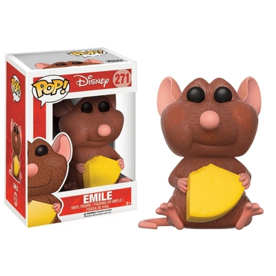 Figurine Ratatouille Funko POP! Emile 9cm