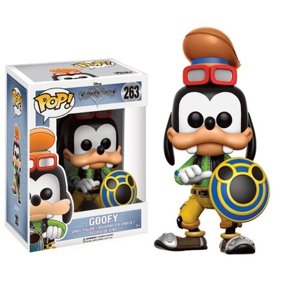 Figurine Kingdom Hearts Funko POP! Goofy 9cm