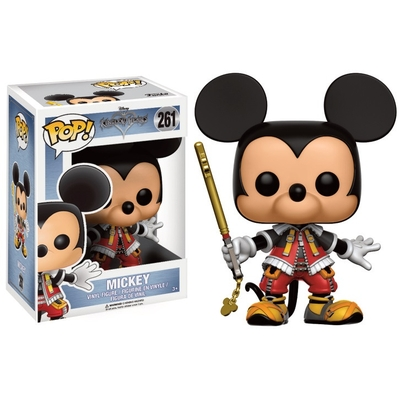 Figurine Kingdom Hearts Funko POP! Mickey 9cm