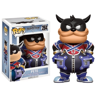 Figurine Kingdom Hearts Funko POP! Pete 9cm
