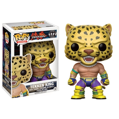 Figurine Tekken Funko POP! King 9cm