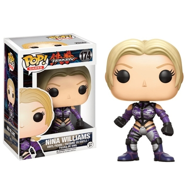 Figurine Tekken Funko POP! Nina Williams 9cm