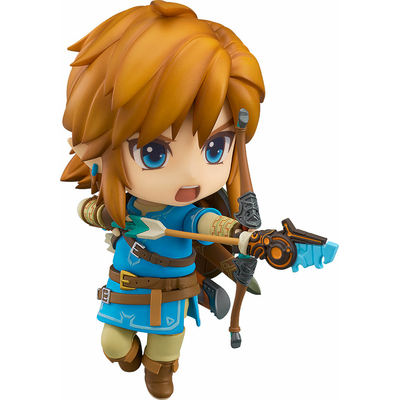 Figurine The Legend of Zelda Breath of the Wild Nendoroid Link 10cm