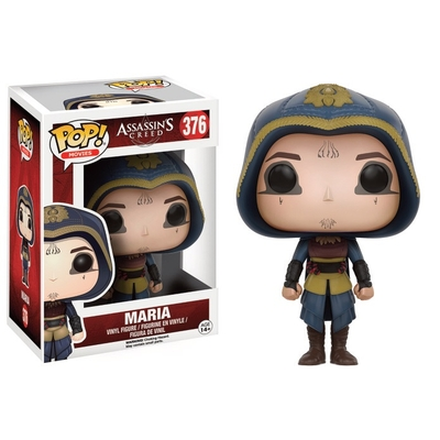 Figurine Assassin's Creed Figurine Funko POP! Maria 9cm