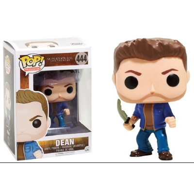 Figurine Supernatural Funko POP! Dean with Knife 9cm