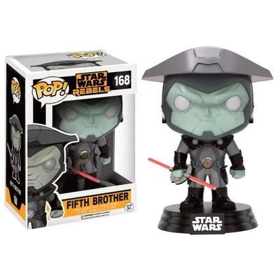 Figurine Star Wars Rebels Funko POP! Bobble Head Fifth Brother 9cm