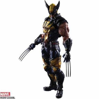 Figurine Marvel Comics Variant Play Arts Kai Wolverine 25cm