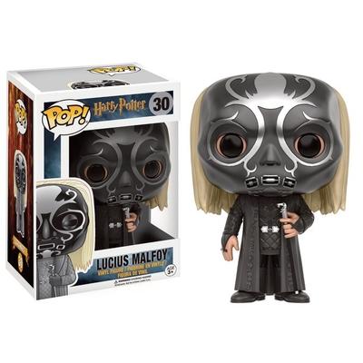 Figurine Harry Potter Funko POP! Lucius Malfoy (Death Eater) 9cm