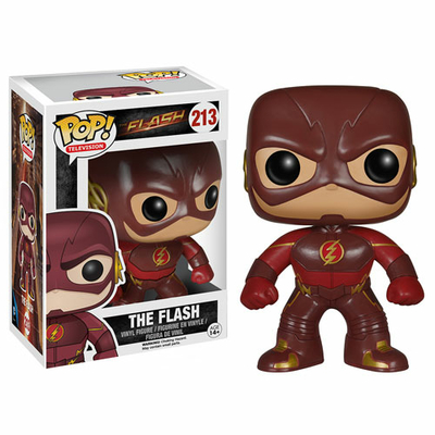 Figurine The Flash Funko POP! The Flash 9cm