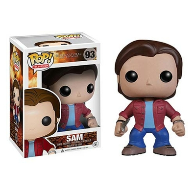 Figurine Supernatural Funko POP! Sam 10cm