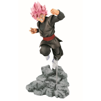 Figurine Dragon Ball Super Soul x Soul Black Goku 14cm