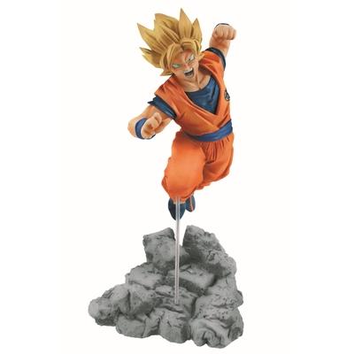 Figurine Dragon Ball Super Soul x Soul Super Saiyan Goku 14cm