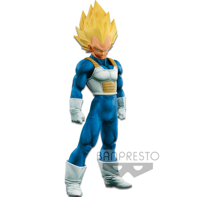 Figurine Dragon Ball Z Super Master Stars Piece Vegeta 30cm