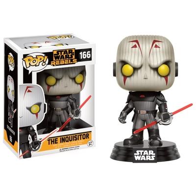 Figurine Star Wars Rebels Funko POP! Bobble Head The Inquisitor 9cm
