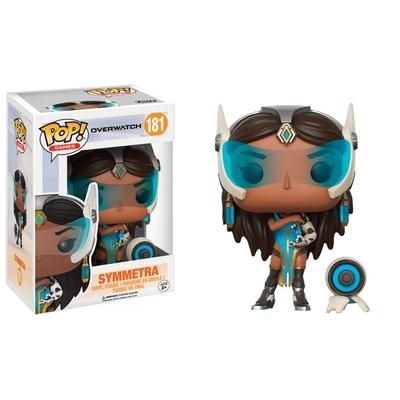 Figurine Overwatch Funko POP! Symmetra 9cm