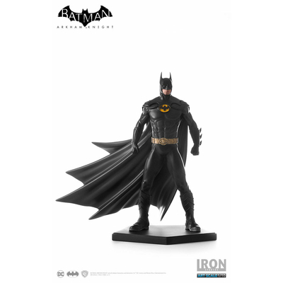 Statuette Batman Arkham Knight Batman DLC Series 89 (Tim Burton) 21cm