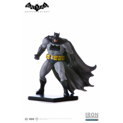 Statuette Batman Arkham Knight Batman DLC Series Dark Knight (Frank Miller) 18cm