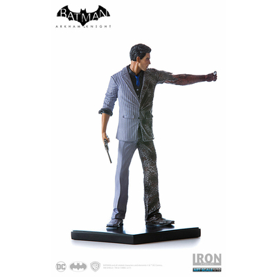 Statuette Batman Arkham Knight Two-Face 18cm