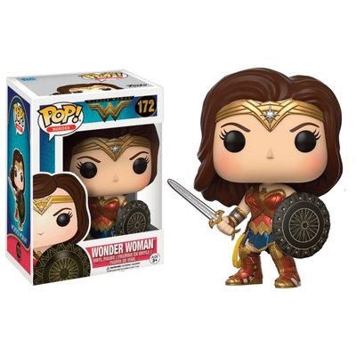 Figurine Wonder Woman Movie Funko POP! Wonder Woman 9cm