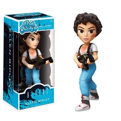 Figurine Aliens Funko Rock Candy Ripley 13cm