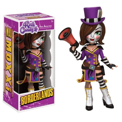 Figurine Borderlands Funko Rock Candy Mad Moxxi 13cm