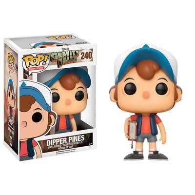 Figurine Souvenirs de Gravity Falls Funko POP! Dipper Pines 9cm