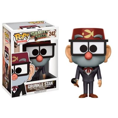 Figurine Souvenirs de Gravity Falls Funko POP! Grunkle Stan 9cm