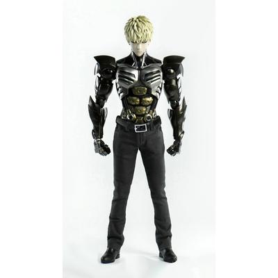 Figurine One Punch Man Genos 30cm