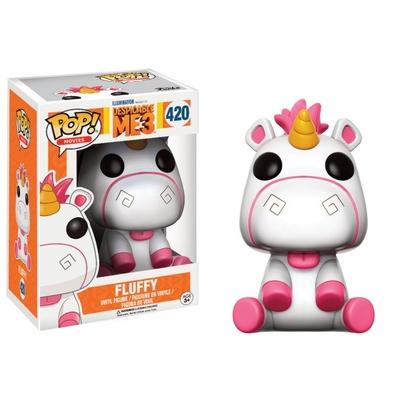 Figurine Moi, moche et méchant 3 Funko POP! Fluffy 9cm