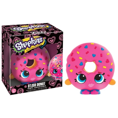 Figurine Shopkins Funko POP! D'lish Donut 9cm