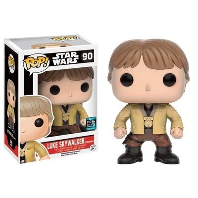 Figurine Star Wars Funko POP! Bobble Head Luke Skywalker (Ceremony) 9cm