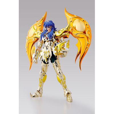 Figurine Saint Seiya Soul of Gold Milo du Scorpion Myth Cloth EX 1001 Figurines 2
